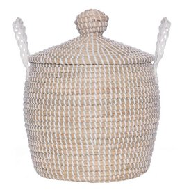 Seagrass Basket Neutra