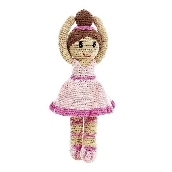 Pink Ballerina Doll