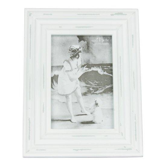 Shabby Chic Picture Frame, 10x15cm - Bersama