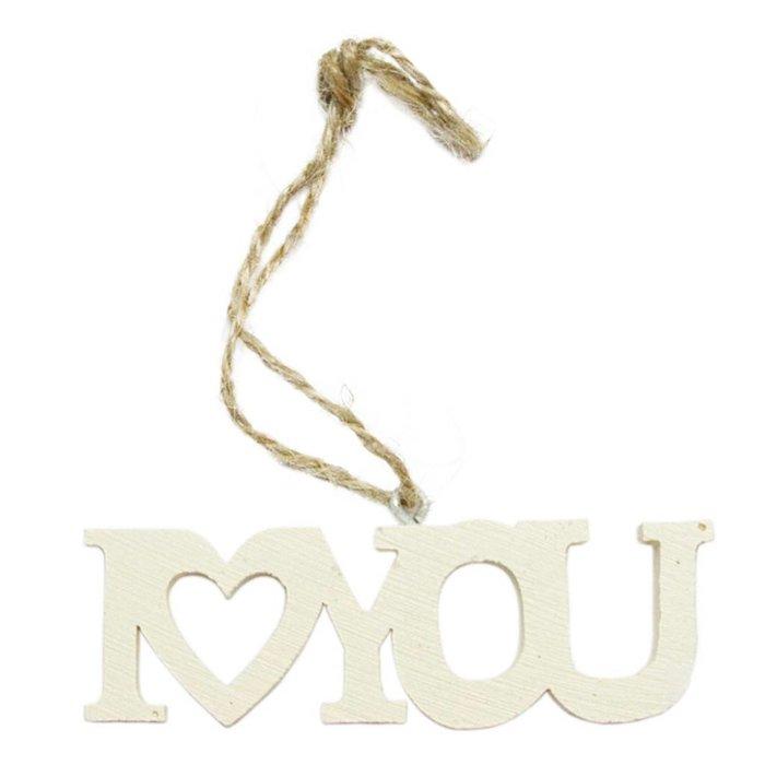 Anhänger 'I Love You'