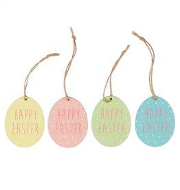 Colourful Hanging Decoration Easter Egg