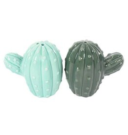 Cactus Salt & Pepper Shaker