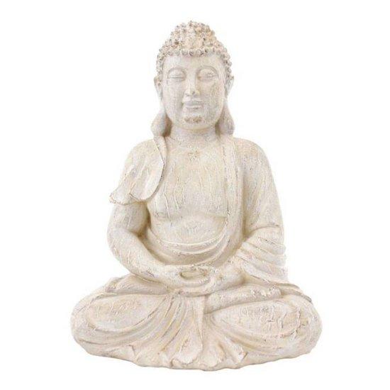 Sitzende Buddha Figur