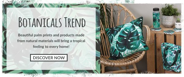 Botanicals Trend - Discover Now