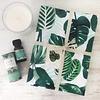 Tropical Palm Leaf Tea Towel