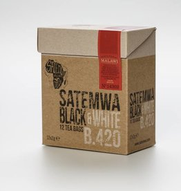 Satemwa B.420 Satemwa Black & White Tea Bags