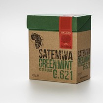 Satemwa W.715 Satemwa White Hibiscus Passion & Peach Tea Bags 12 x 2g