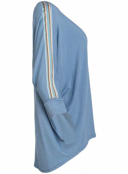 Gemma Ricceri Shirt Hella blauw