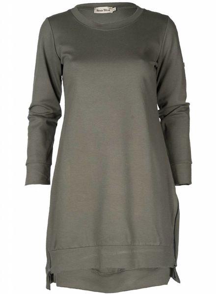 Gemma Ricceri Sweater dress Noortje Groen