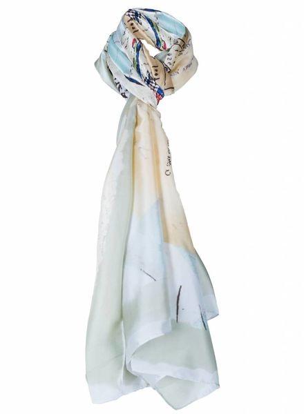 Sjaal Kelly groen