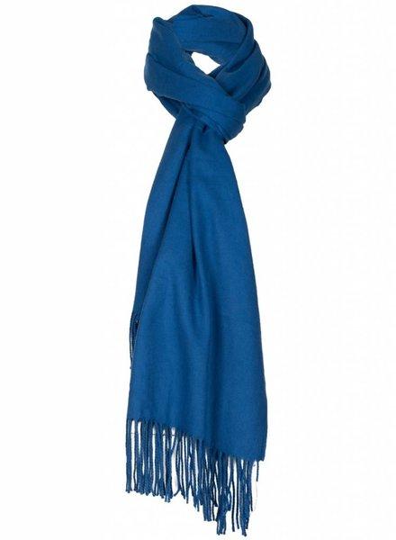 Sjaal Cashmere kobalt