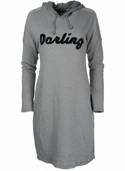 Gemma Ricceri Sweaterdress Darling Grijs