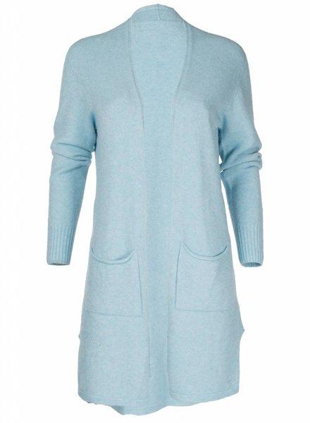 Gemma Ricceri Vest Sylvie Licht Blauw One size