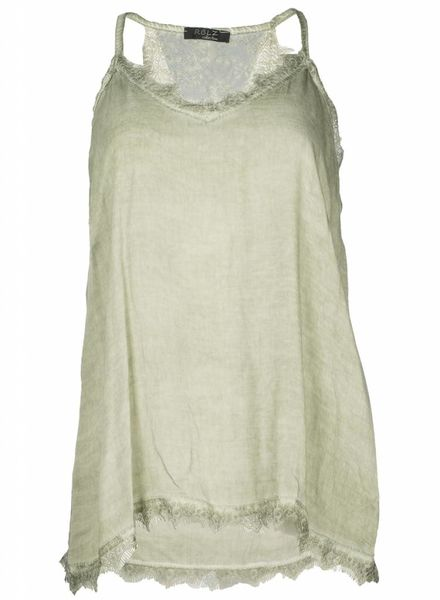 Rebelz Collection Top Leha Groen One Size