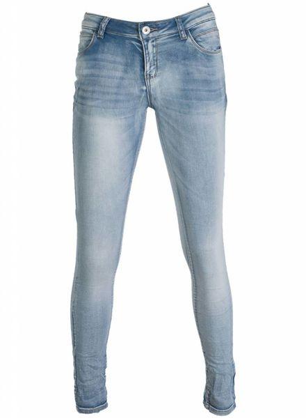 Gemma Ricceri Jogging jeans Tine blauw