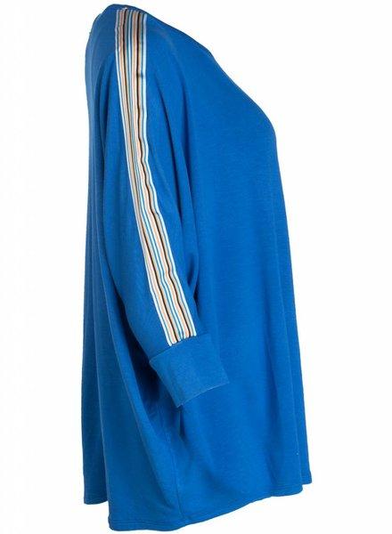 Gemma Ricceri Shirt Hella kobalt