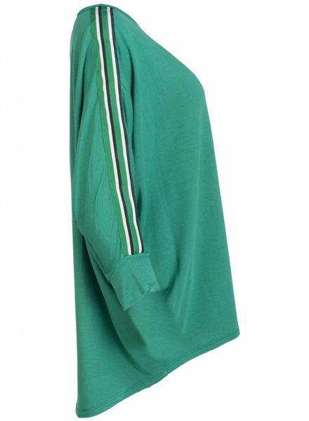 Gemma Ricceri Shirt Rinsa groen