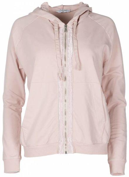 Gemma Ricceri Vest Lana oud roze