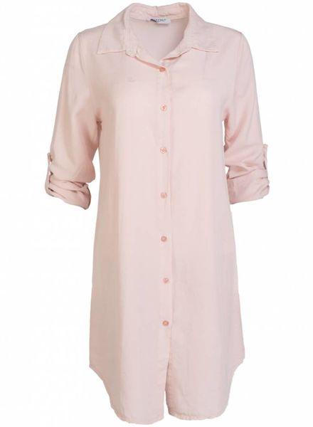 Gemma Ricceri Blouse Sina tencel roze