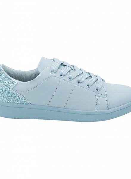 Sneaker Nancy lichtblauw