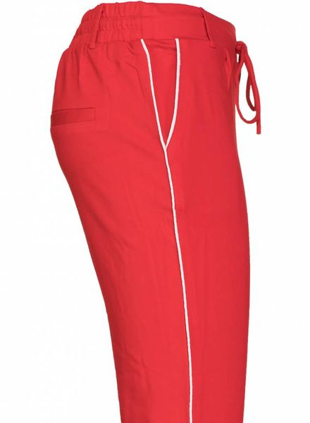 Rebelz Collection Pantalon Mari rood
