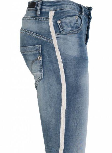 place du Jour Jogging jeans Bo dark