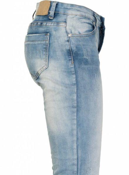 Gemma Ricceri Jogging jeans Tine damaged