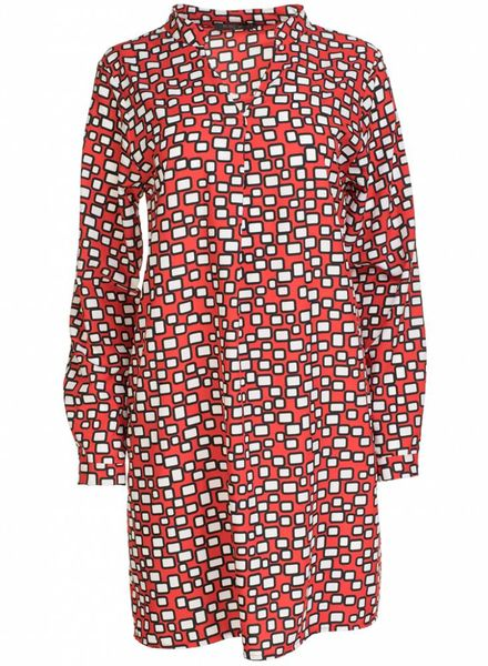 Rebelz Collection Tuniek travel Cara rood