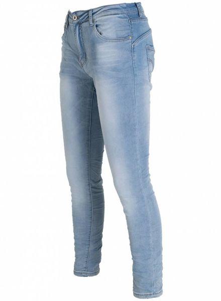 place du Jour Jogging jeans Nancy licht
