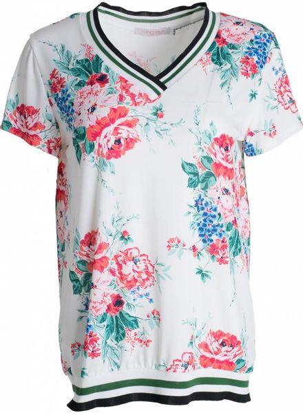 Gemma Ricceri Shirt Dewi wit