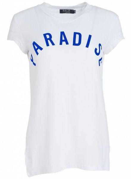 Rebelz Collection Shirt Paradise kobalt