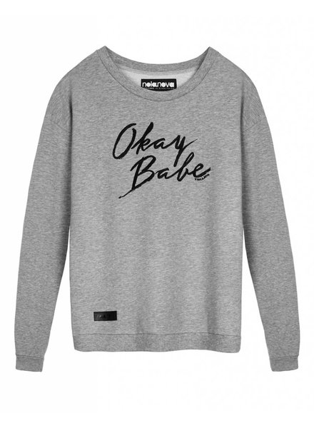 Sweater Okay Babe