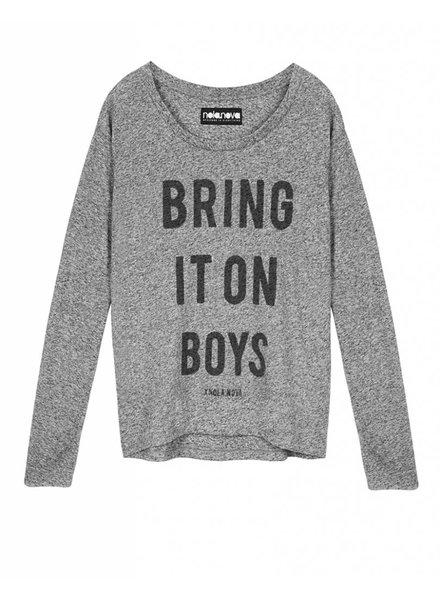 T-shirt LS Bring It On