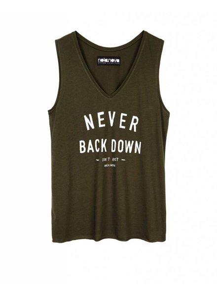 Singlet Never Back Down