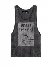 Singlet We Own The Night