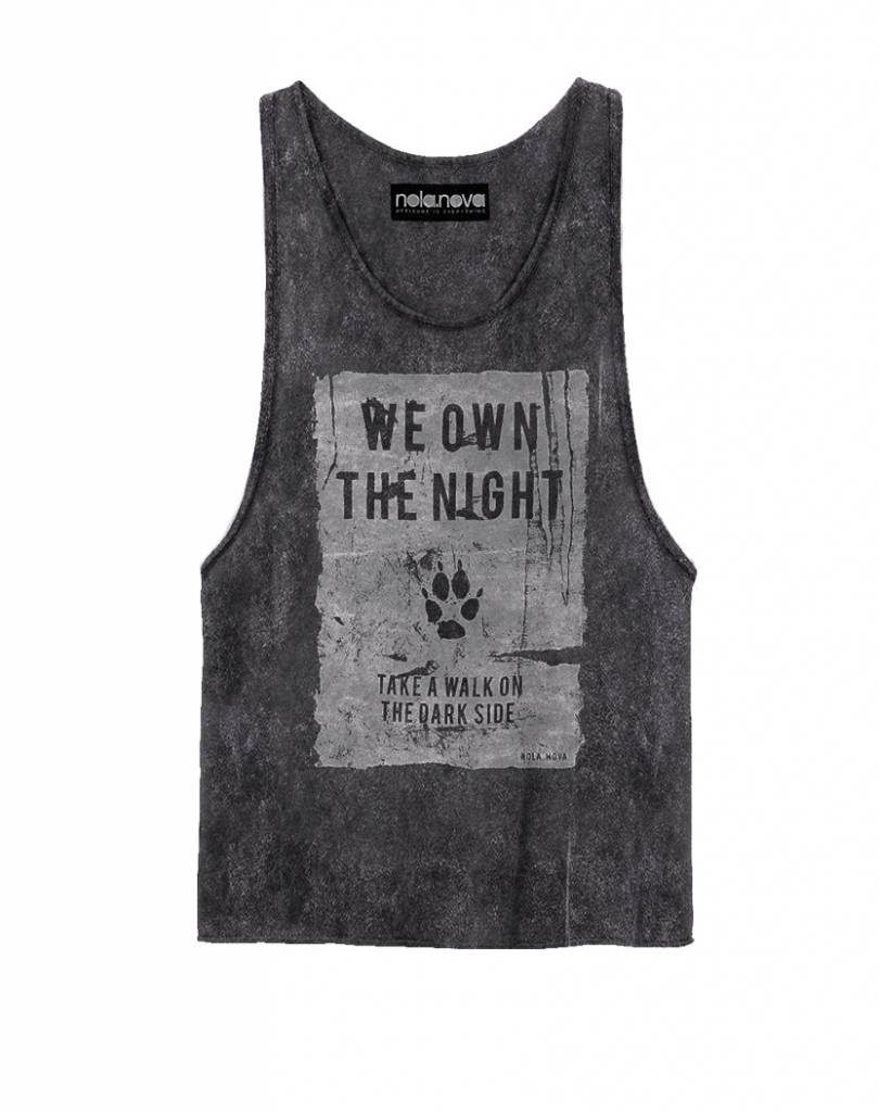 Tanktop We Own The Night