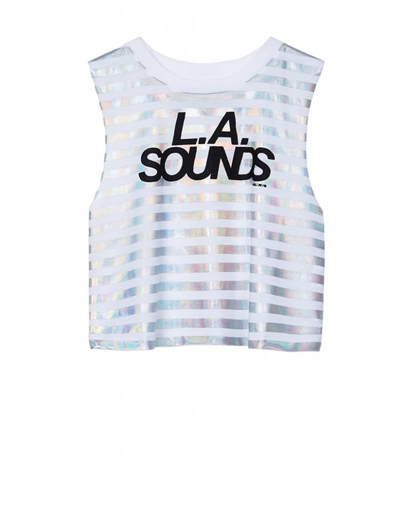 Crop Top LA Sounds