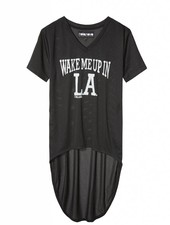 Dress Mesh Wake Me Up in LA