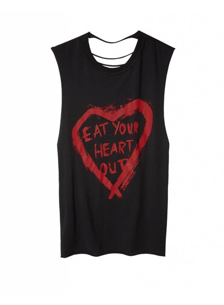 Muscle t-shirt Eat Your Heart Out