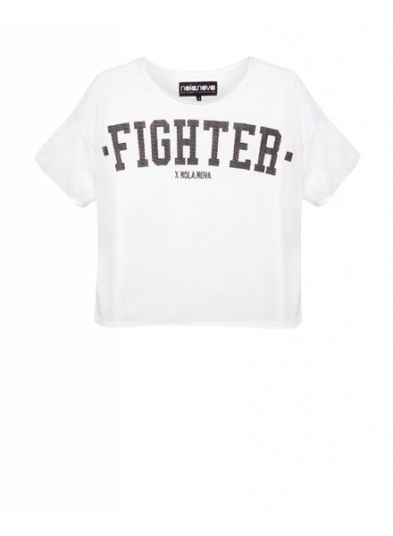 Cropped Top Fighter
