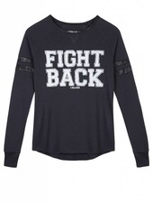 T-shirt LS Fight Back