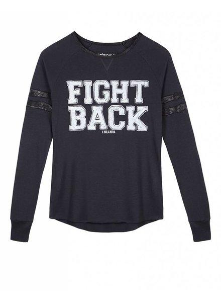 T-shirt LS Fight Back