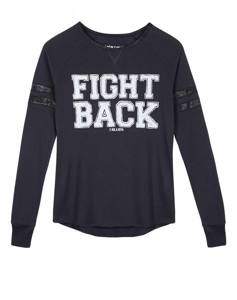 Longsleeve Fight Back
