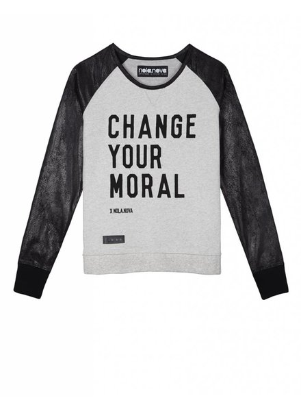 Sweater Change Your Moral