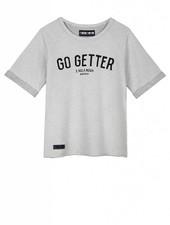 T-shirt Go Getter Grijs