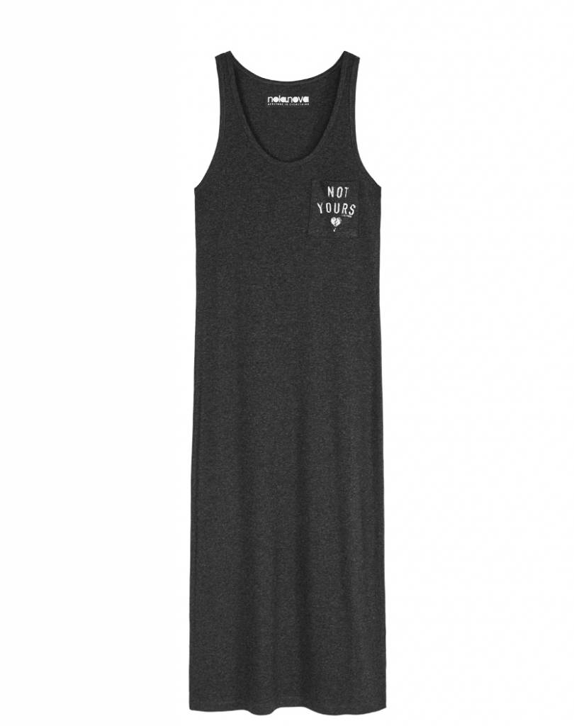 Singlet dress Not Yours
