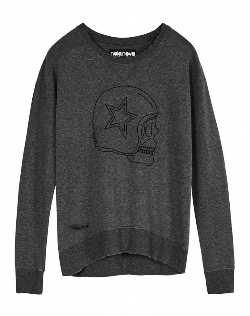 Sweater Motor Skull