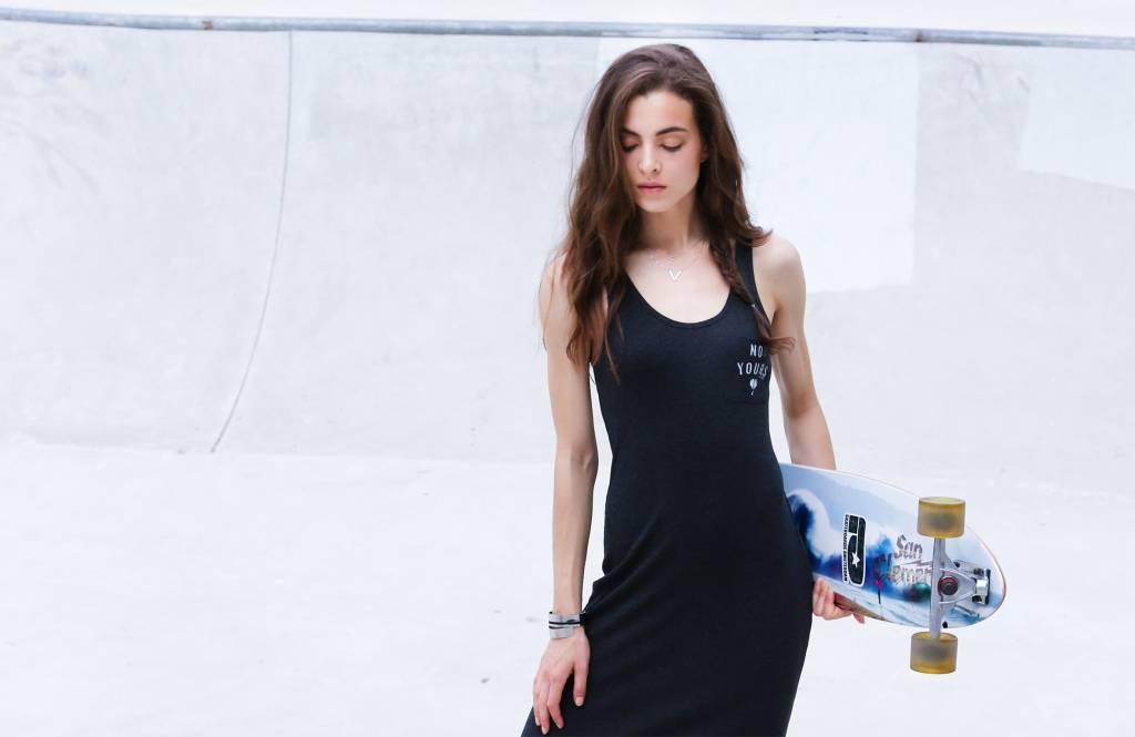 Singlet dress Not Yours