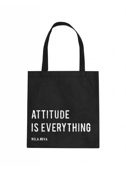 Totebag Attitude is Everything