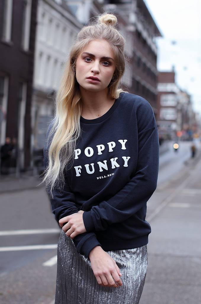 POPPY FUNKY SWEATER